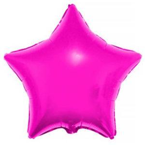 Фольгированный шар звезда, Фуше
