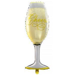 Шар Фигура «Бокал шампанского»