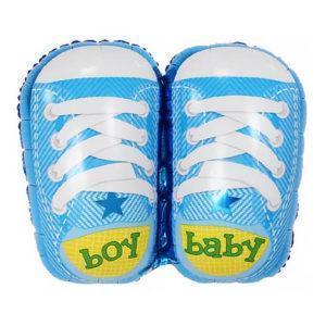 Шар Фигура «Ботиночки для мальчика»