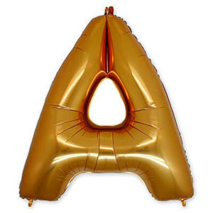 Шар фигура буква «А»