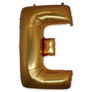 Шар фигура буква «Е»