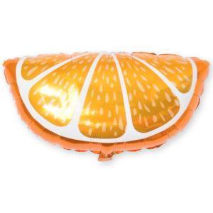 Шар Фигура «Долька апельсина»