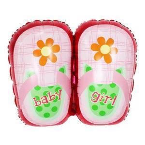 Шар Фигура «Туфельки для девочки»