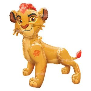 Шар Ходячая Фигура «Хранитель Лев»