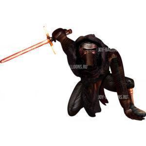 Шар Ходячая Фигура «Звездные войны 7 Кайло Рен»