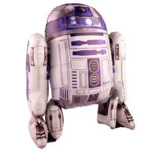 Шар Ходячая Фигура «Звездные войны R2D2»