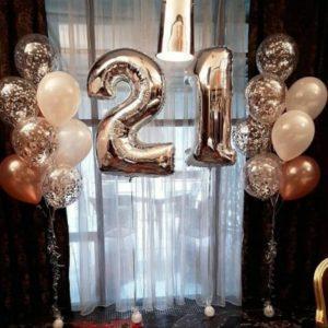 """Готовое решение """"Sweet 21"""""""