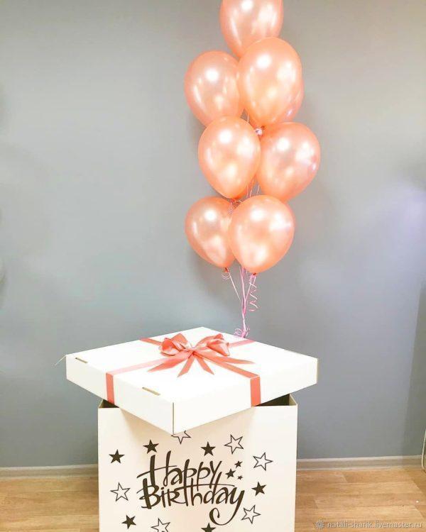 Коробка с шариками № 6