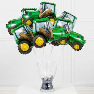 Мини фигура Трактор на палочке