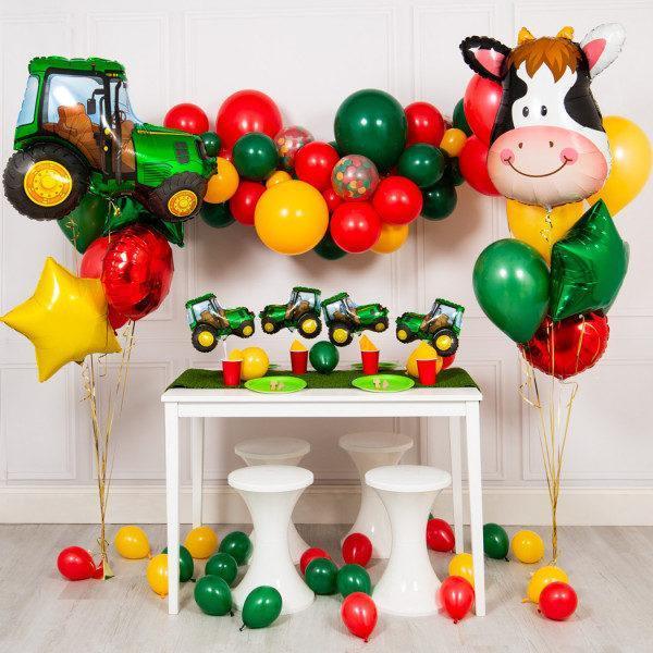 """Готовое решение """"Зеленый трактор"""""""