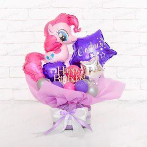 Букет из мини шаров «День Рождения»